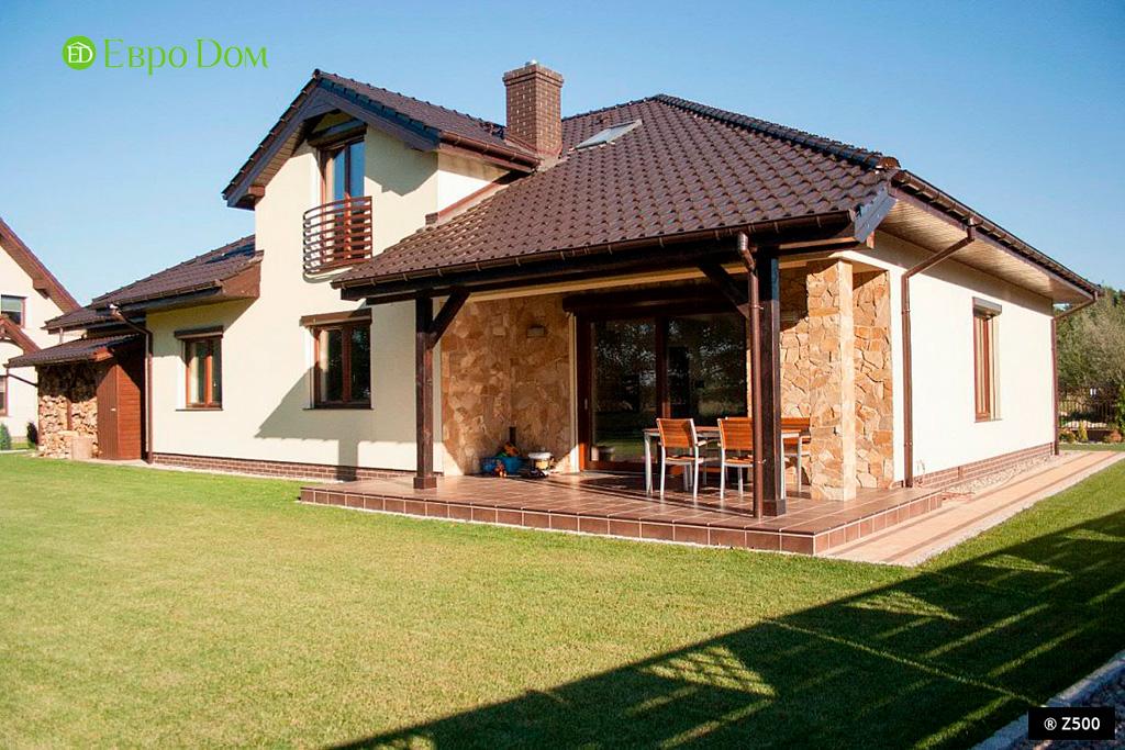 Дизайн шестикомнатного дома в скандинавском стиле. Фото 022