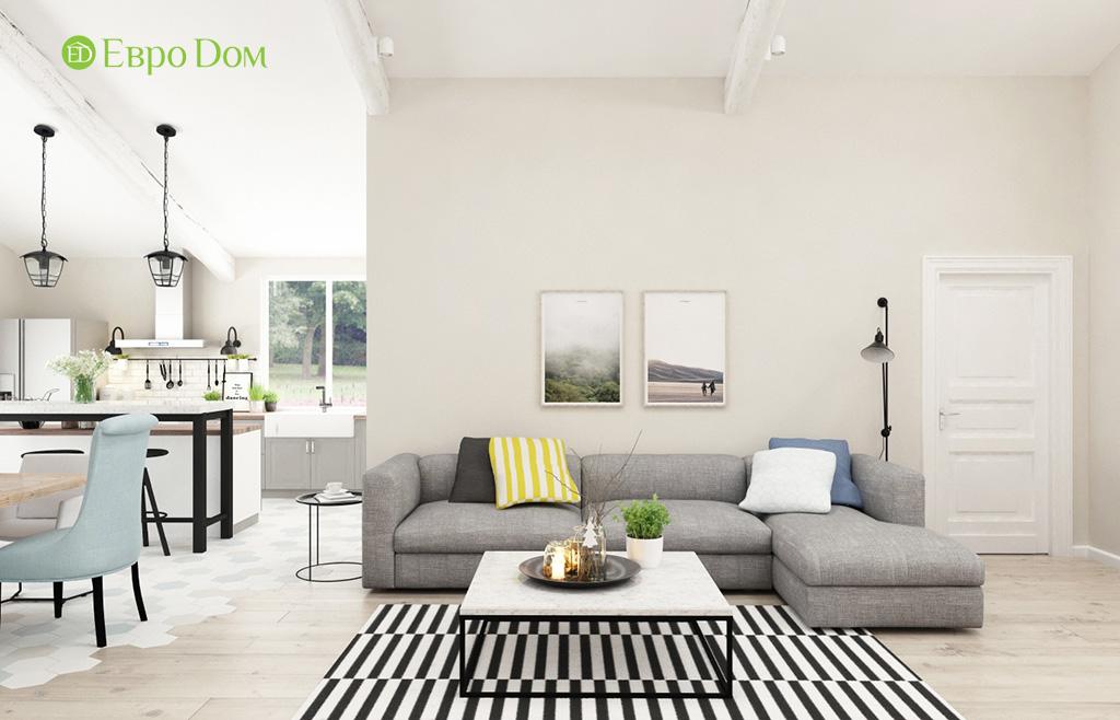 Дизайн шестикомнатного дома в скандинавском стиле. Фото 020