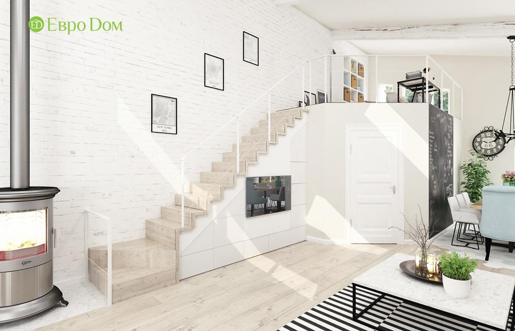Дизайн шестикомнатного дома в скандинавском стиле. Фото 019