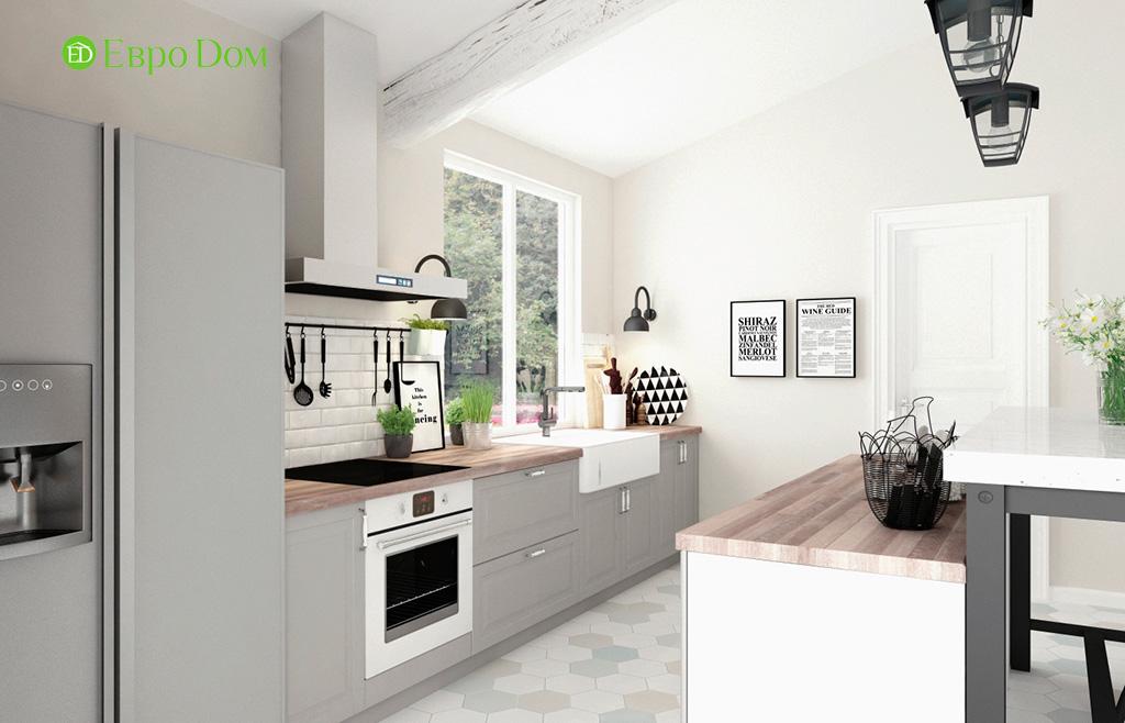 Дизайн шестикомнатного дома в скандинавском стиле. Фото 016