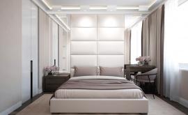Дизайн интерьера трехкомнатной квартиры 85 кв.м. по адресу г. Мытищи, проспект Астрахова, 12а. Фото 3