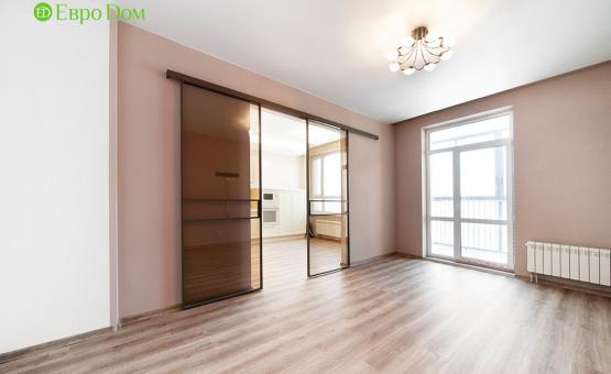 Ремонт двухкомнатной квартиры 73 кв.м. по адресу г. Москва, Сервантеса, д. 3, корп. 2, ЖК Испанские кварталы. Фото 2