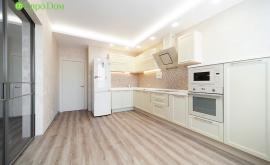 Ремонт двухкомнатной квартиры 73 кв.м. по адресу г. Москва, Сервантеса, д. 3, корп. 2, ЖК Испанские кварталы. Фото 1