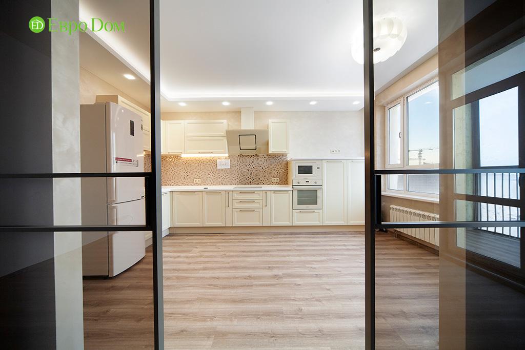 Ремонт двухкомнатной квартиры с современном стиле. Фото 06