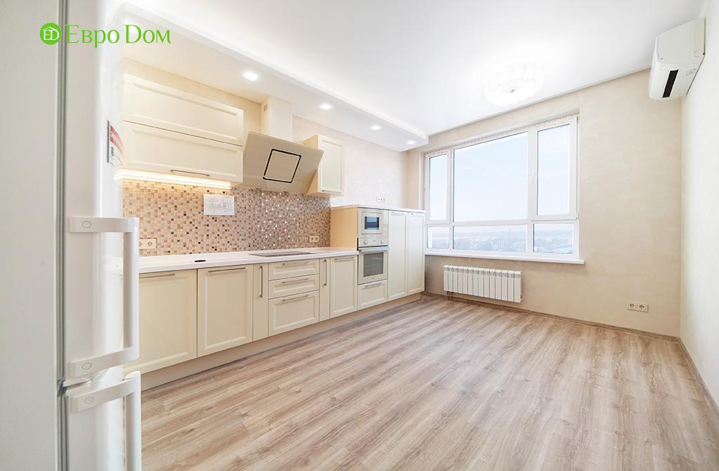 Ремонт двухкомнатной квартиры с современном стиле. Фото 07