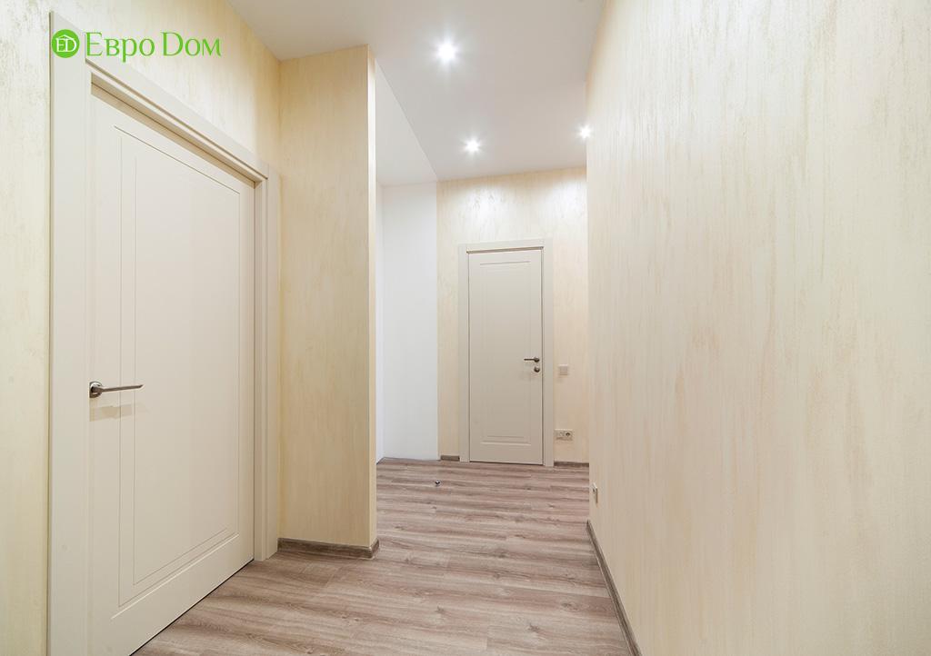 Ремонт двухкомнатной квартиры с современном стиле. Фото 013