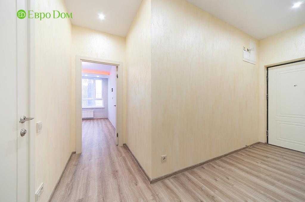 Ремонт двухкомнатной квартиры с современном стиле. Фото 014