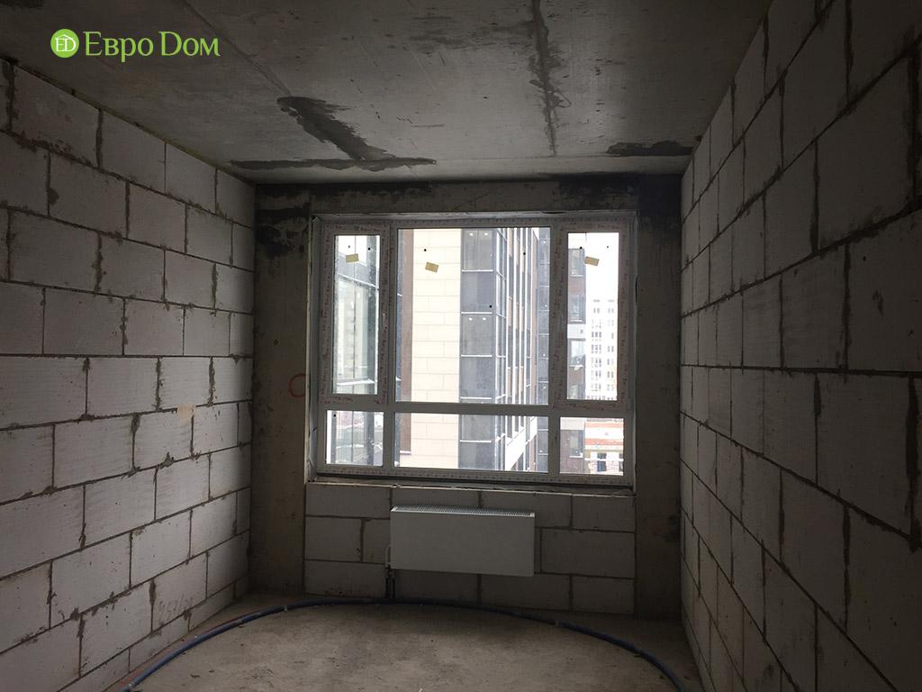 Ремонт двухкомнатной квартиры с современном стиле. Фото 020