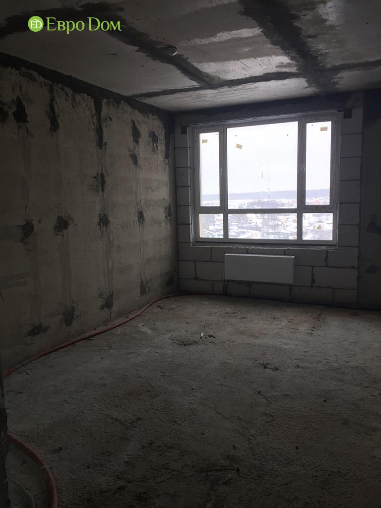 Ремонт двухкомнатной квартиры с современном стиле. Фото 023