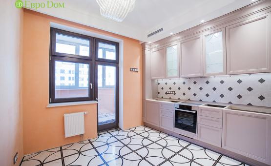 Ремонт квартиры 138 кв.м. по адресу г. Москва, Серпуховской вал, д. 21, кв. 62, ЖК Донской Олимп. Фото 1