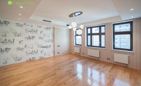 Ремонт квартиры 138 кв.м. по адресу г. Москва, Серпуховской вал, д. 21, кв. 62, ЖК Донской Олимп. Фото 2