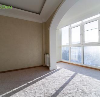 Ремонт трехкомнатной квартиры 84 кв. м в стиле неоклассика. Фото проекта