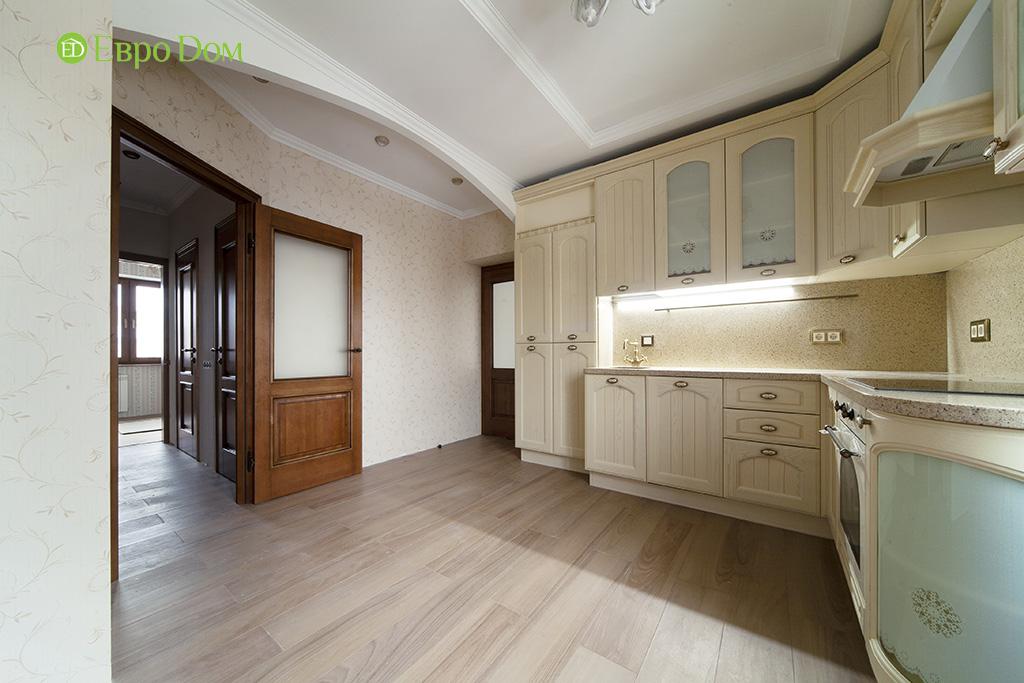 Ремонт трехкомнатной квартиры с стиле неоклассика. Фото 09