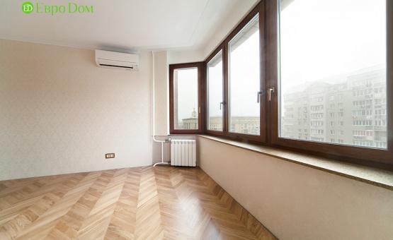 Ремонт квартиры 74 кв.м. по адресу г. Москва, Большие каменщики, д. 21/8. Фото 4
