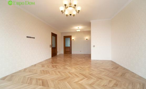 Ремонт квартиры 74 кв.м. по адресу г. Москва, Большие каменщики, д. 21/8. Фото 3