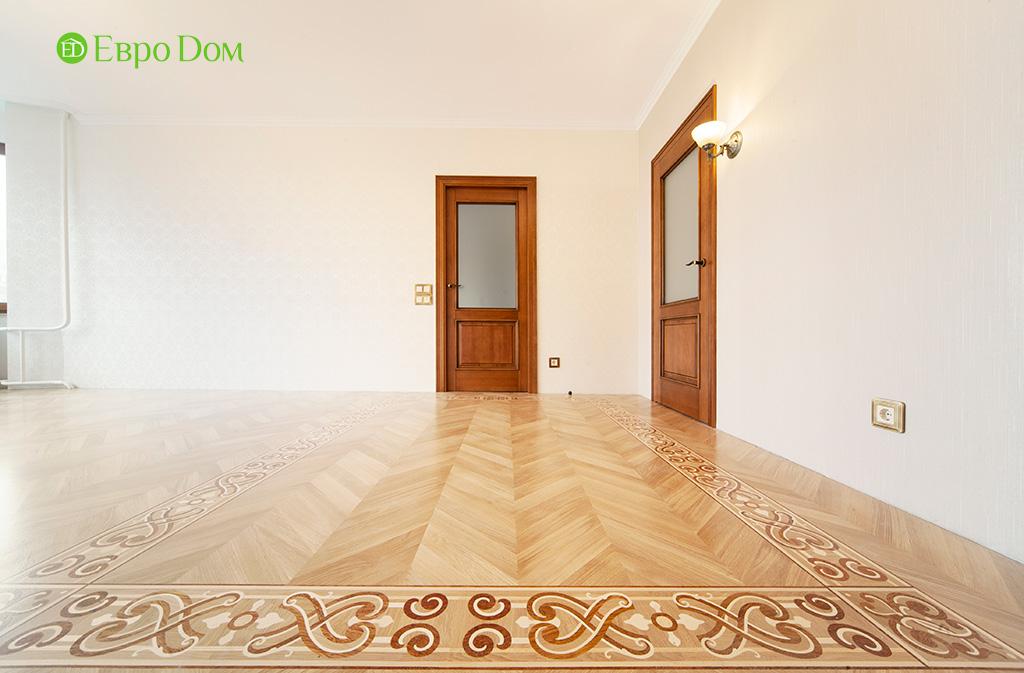 Ремонт трехкомнатной квартиры с стиле неоклассика. Фото 014