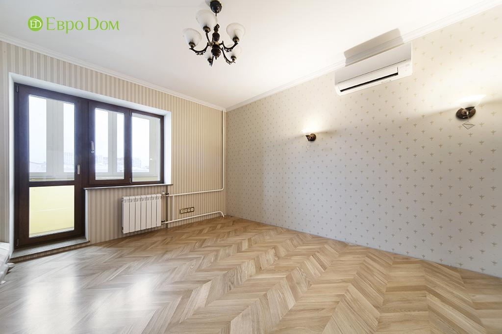 Ремонт трехкомнатной квартиры с стиле неоклассика. Фото 016