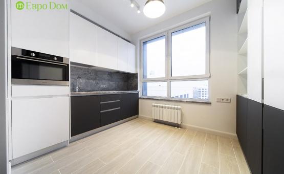 Ремонт квартиры 42 кв.м. по адресу г. Москва, Корабельная, д. 13, ЖК Ривер Парк. Фото 1
