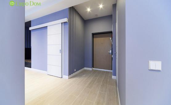 Ремонт квартиры 42 кв.м. по адресу г. Москва, Корабельная, д. 13, ЖК Ривер Парк. Фото 2