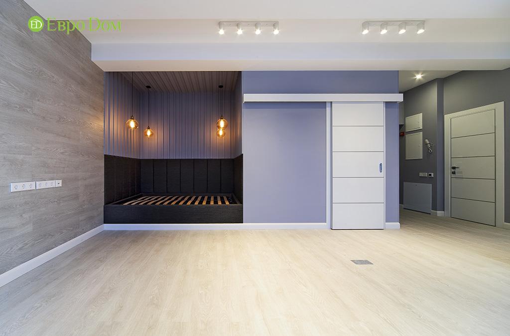 Ремонт квартиры-студии с современном стиле. Фото 011