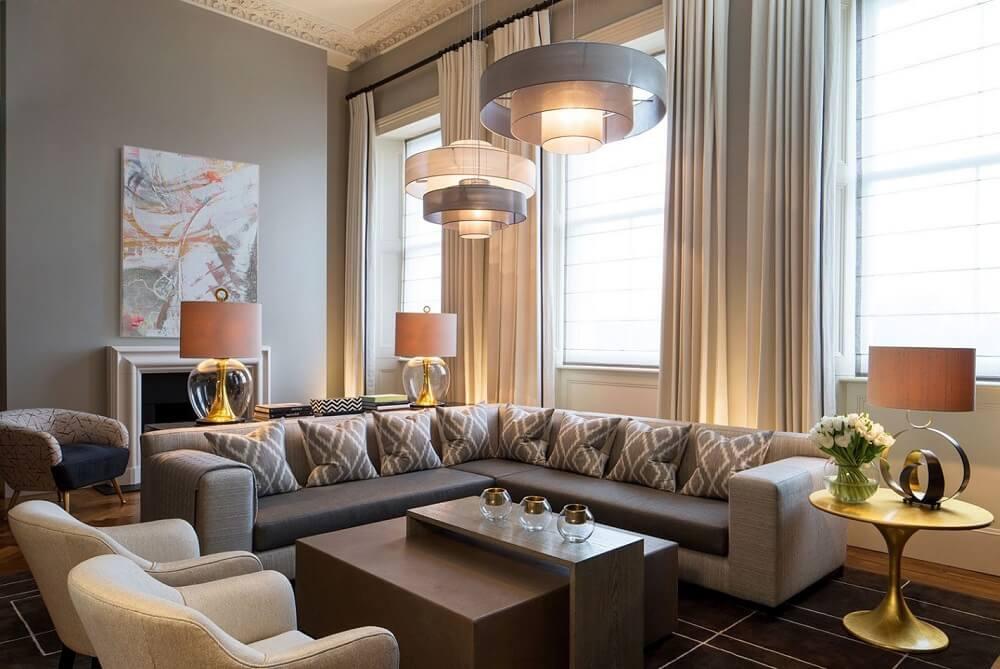 7 правил оформления гостиной