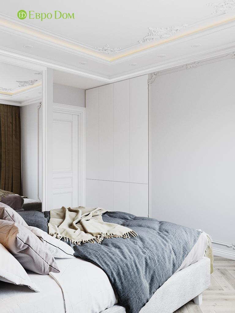 Дизайн четырехкомнатной квартиры с стиле неоклассика. Фото 024