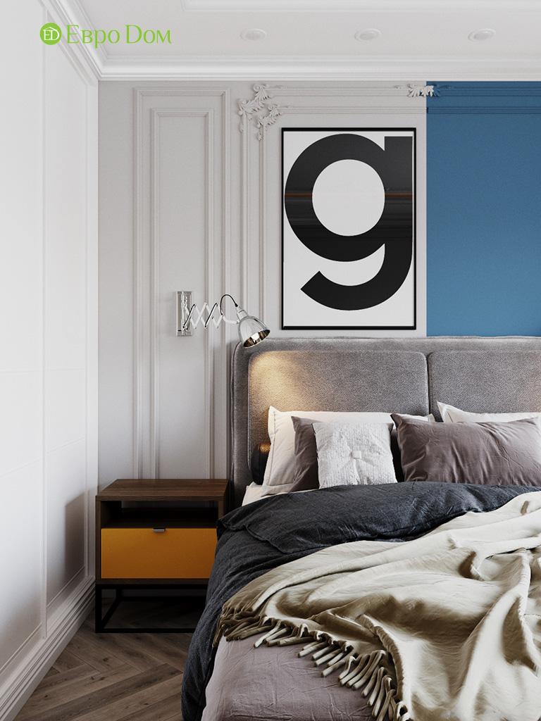Дизайн четырехкомнатной квартиры с стиле неоклассика. Фото 04