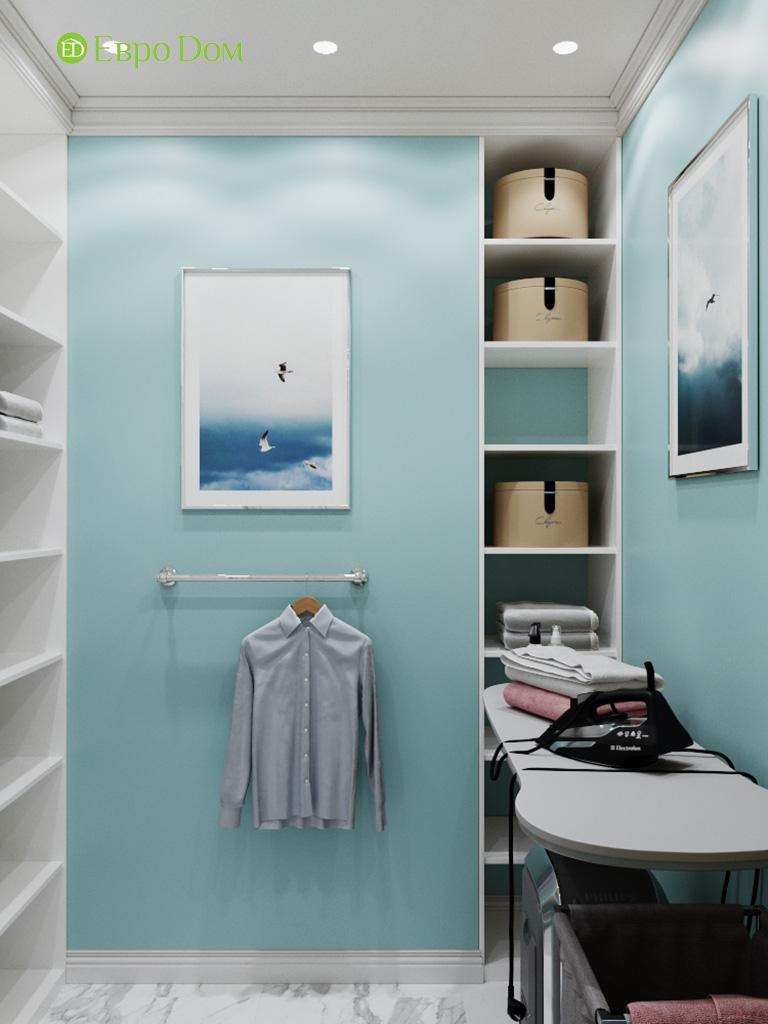 Дизайн четырехкомнатной квартиры с стиле неоклассика. Фото 041