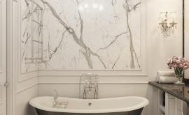 Дизайн интерьера трехкомнатной квартиры 120 кв.м. по адресу г. Москва, Брошевский пер., д. 6, ЖК Клубный дом на Таганке. Фото 4