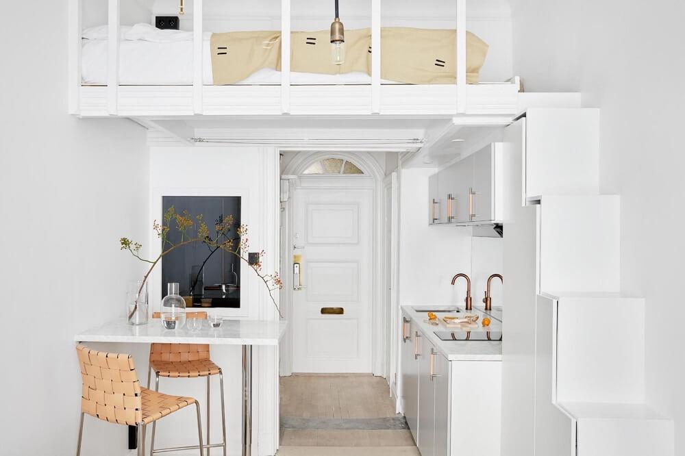 Перенос кухни в комнату. Законно ли?