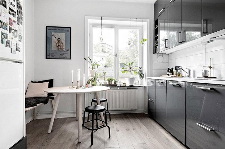 Скандинавский стиль в дизайне интерьера: 180 фото