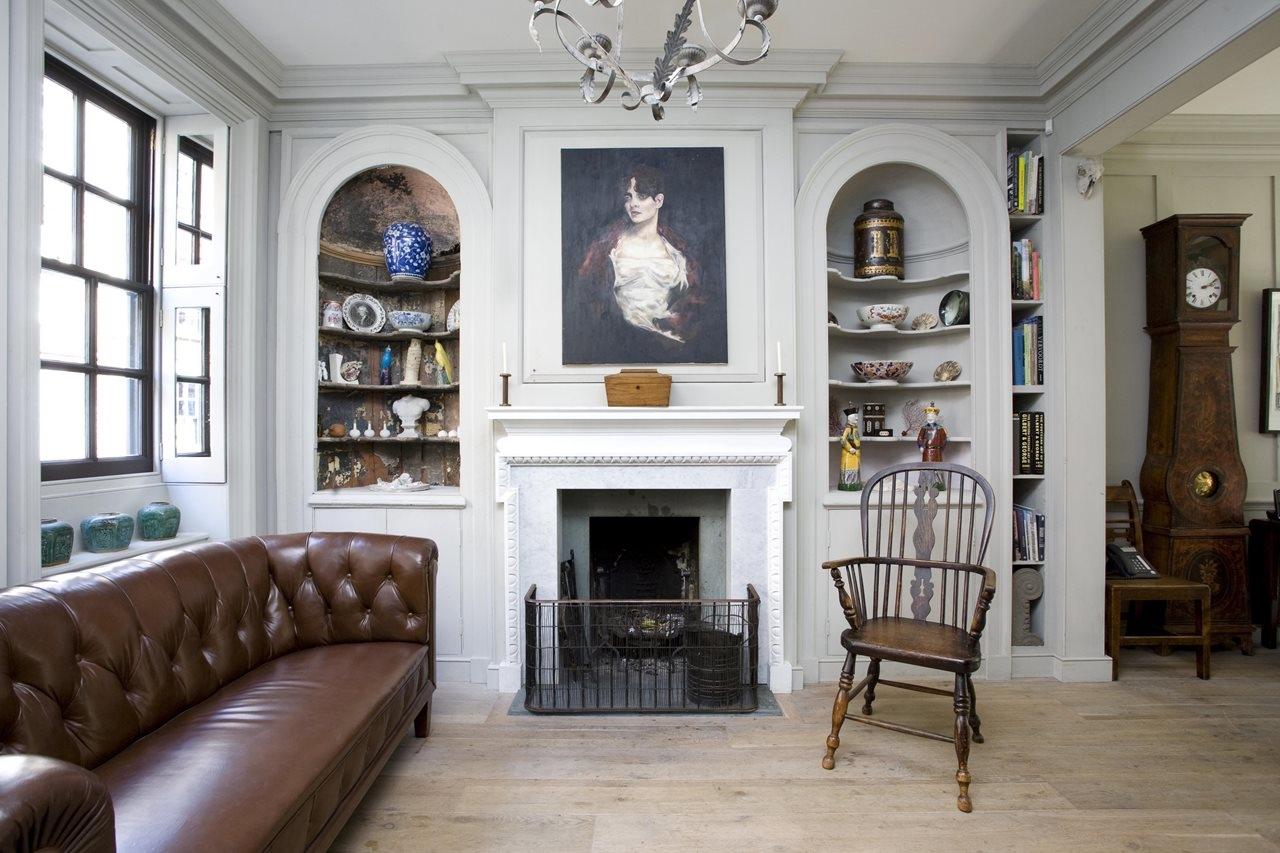Английский стиль в дизайне интерьера: 50 фото