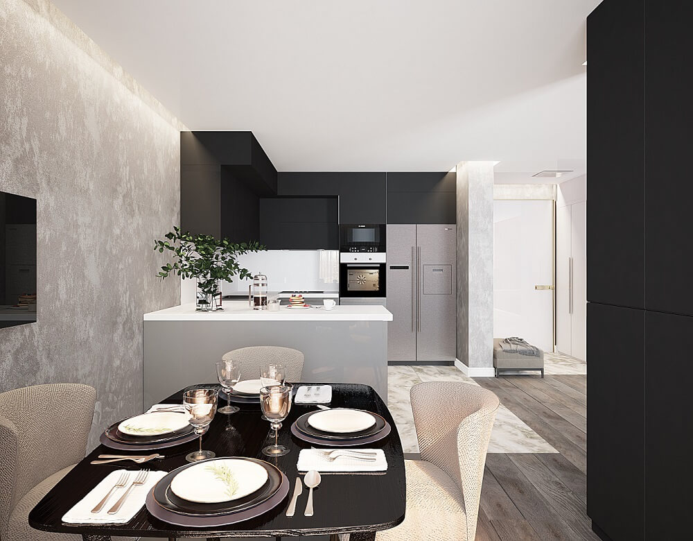 Как выбрать квартиру с удобной планировкой
