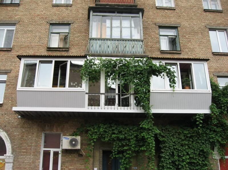Ремонт без последствий: что не запрещено делать с балконами и лоджиями