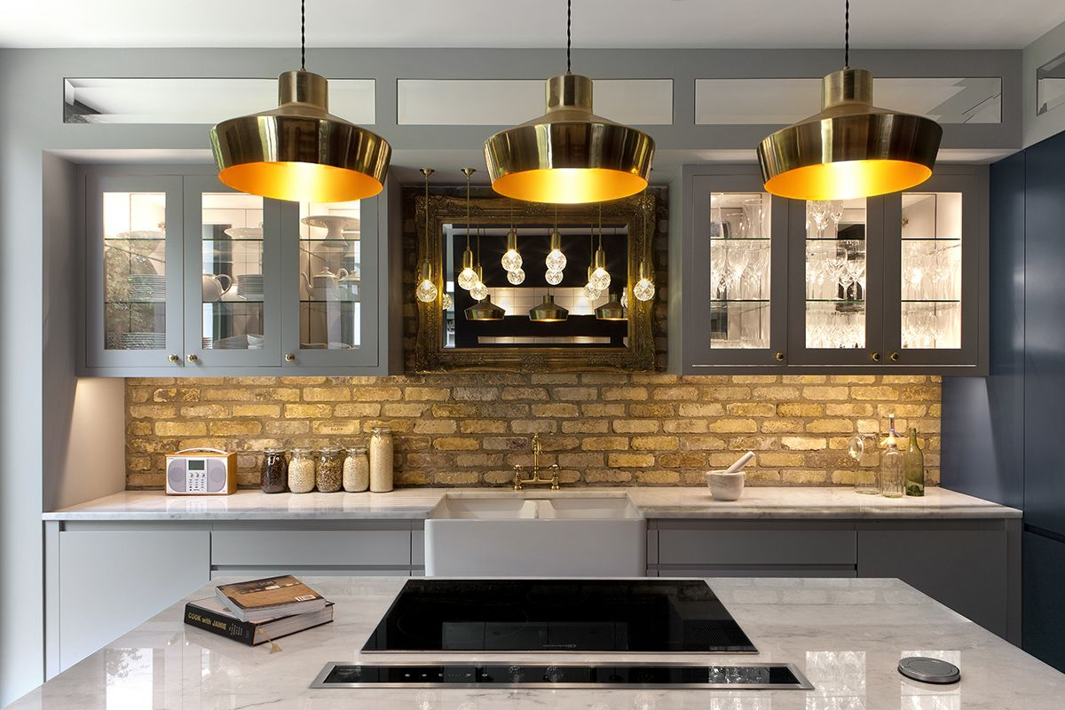 Интерьер кухни в стиле эклектика фото 2019
